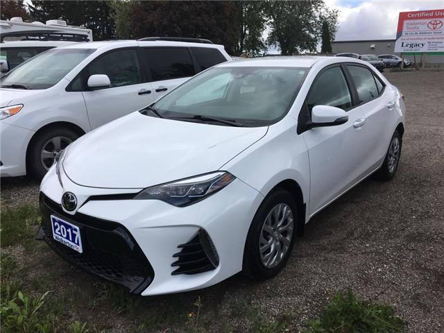 2017 Toyota Corolla SE (Stk: P8169) in Walkerton - Image 1 of 1