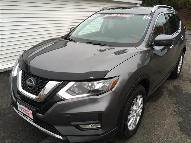 2018 Nissan Rogue SV (Stk: 924) in Oromocto - Image 2 of 20