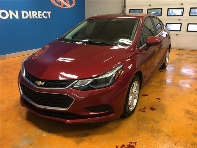 2018 Chevrolet Cruze LT Auto (Stk: 18-137816) in Lower Sackville - Image 1 of 15