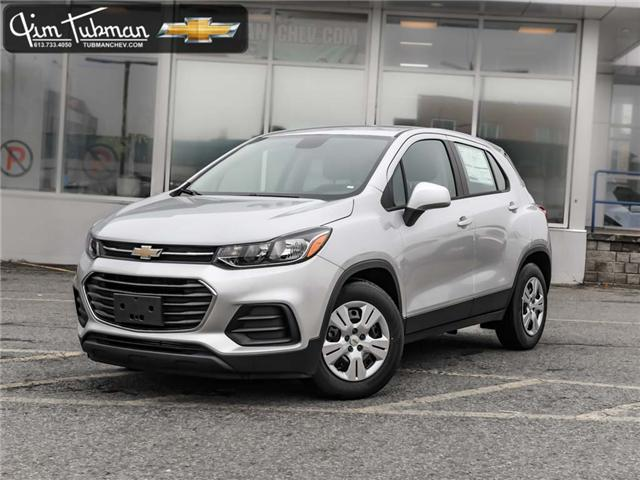 2019 Chevrolet Trax LS (Stk: 190125) in Ottawa - Image 1 of 21