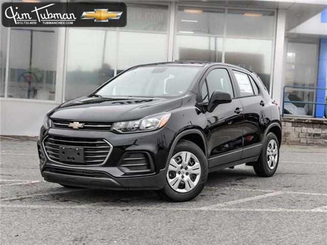 2019 Chevrolet Trax LS (Stk: 190126) in Ottawa - Image 1 of 21