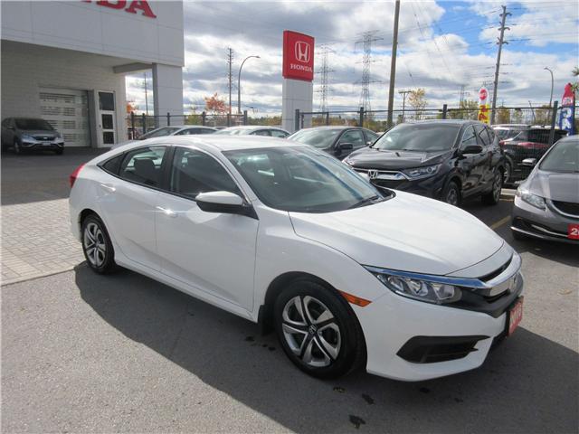 2016 Honda Civic LX (Stk: SS3207) in Ottawa - Image 2 of 10