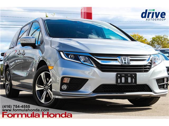 2018 Honda Odyssey EX (Stk: B10631) in Scarborough - Image 1 of 32