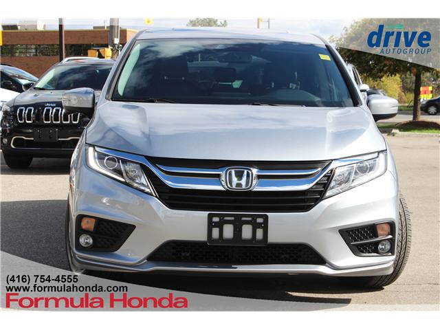 2018 Honda Odyssey EX (Stk: B10631) in Scarborough - Image 3 of 32