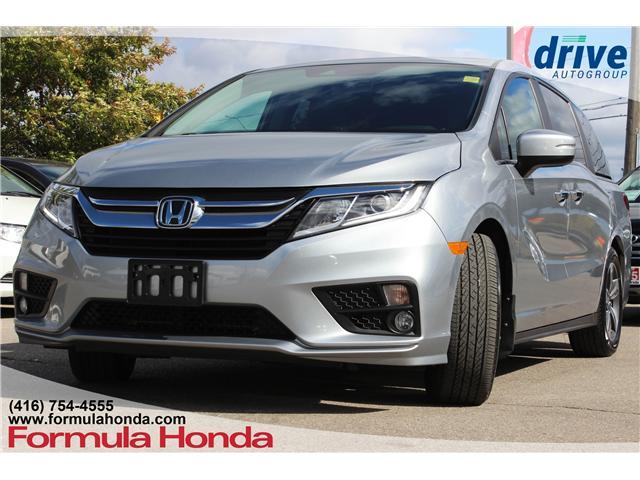 2018 Honda Odyssey EX (Stk: B10631) in Scarborough - Image 4 of 32