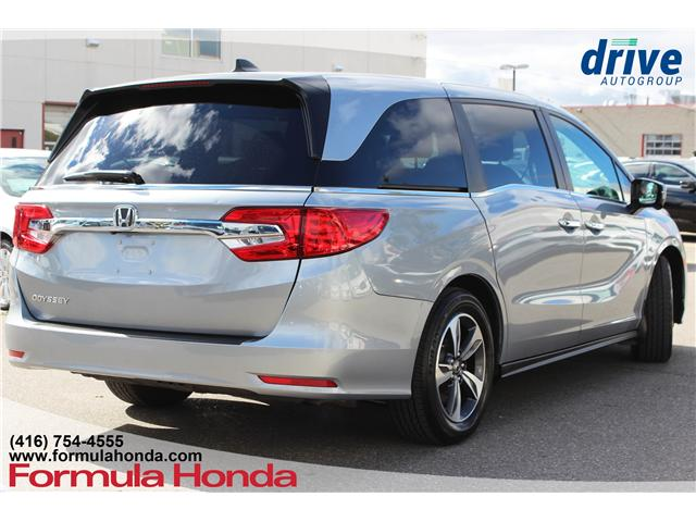 2018 Honda Odyssey EX (Stk: B10631) in Scarborough - Image 8 of 32