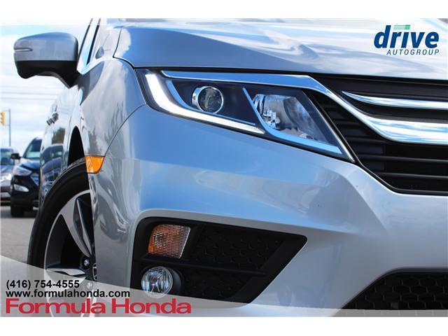 2018 Honda Odyssey EX (Stk: B10631) in Scarborough - Image 25 of 32