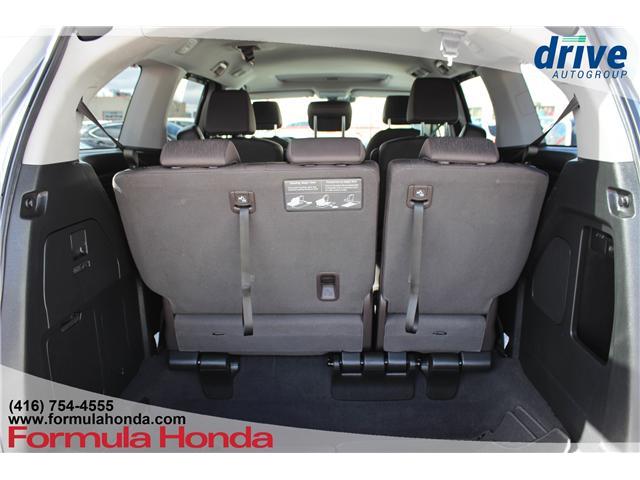 2018 Honda Odyssey EX (Stk: B10631) in Scarborough - Image 28 of 32
