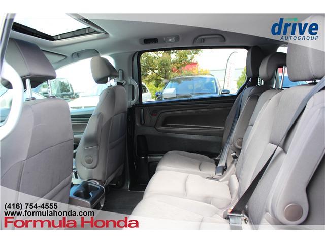 2018 Honda Odyssey EX (Stk: B10631) in Scarborough - Image 31 of 32