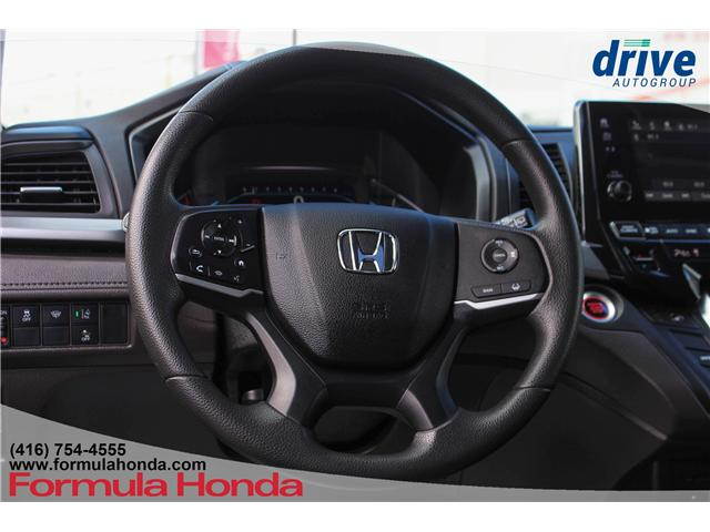 2018 Honda Odyssey EX (Stk: B10631) in Scarborough - Image 11 of 32