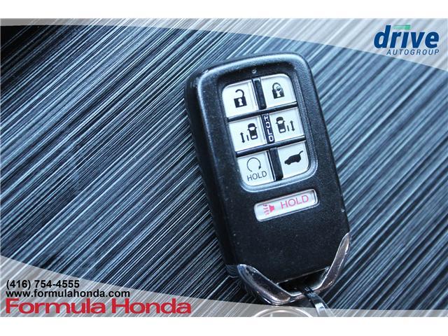 2018 Honda Odyssey EX (Stk: B10631) in Scarborough - Image 32 of 32