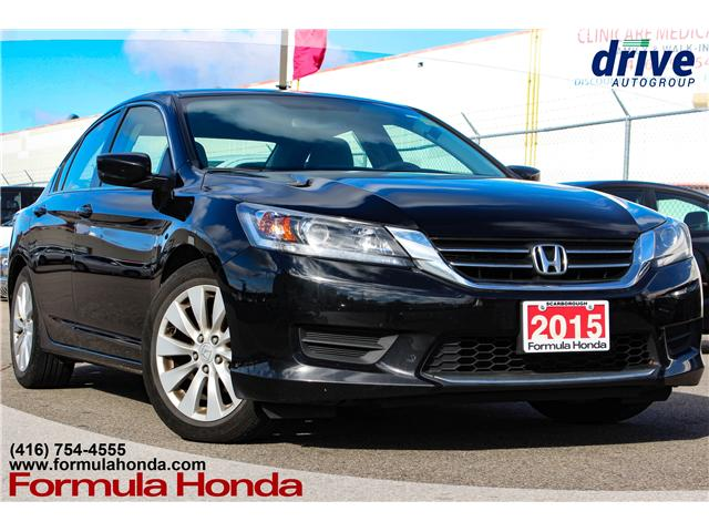 2015 Honda Accord LX (Stk: B10663) in Scarborough - Image 1 of 16