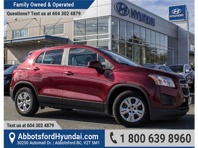 2013 Chevrolet Trax LS (Stk: AH8753) in Abbotsford - Image 1 of 23