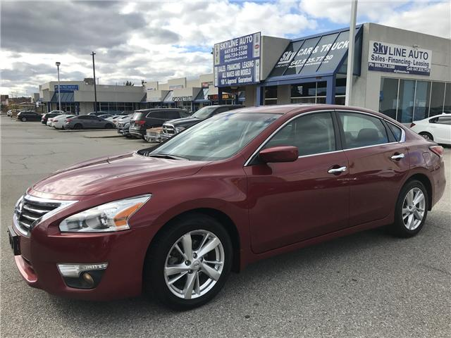 2014 Nissan Altima 2.5 SV (Stk: ) in Concord - Image 1 of 18