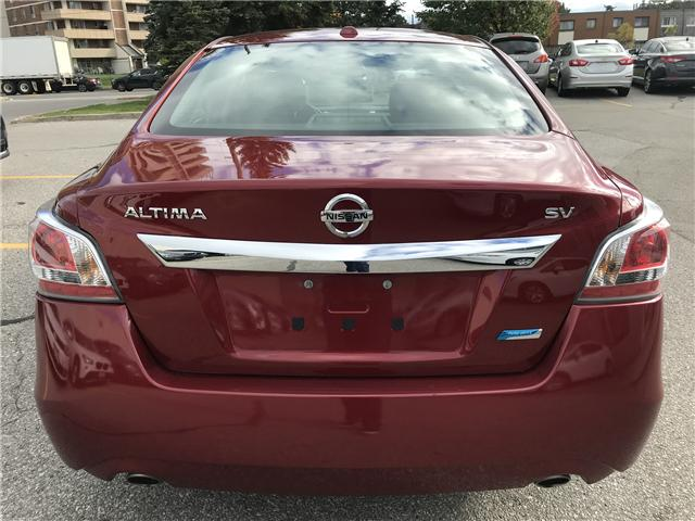 2014 Nissan Altima 2.5 SV (Stk: ) in Concord - Image 5 of 18