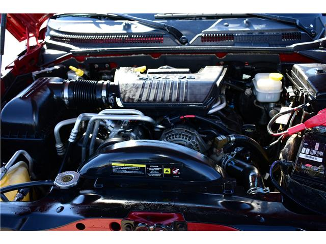 2008 Dodge Dakota SLT (Stk: P35624) in Saskatoon - Image 21 of 27