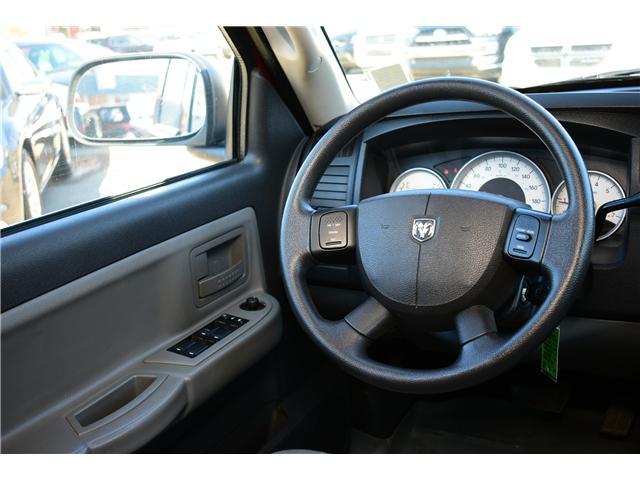 2008 Dodge Dakota SLT (Stk: P35624) in Saskatoon - Image 9 of 27