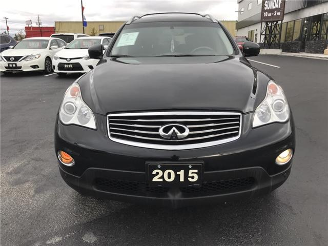 2015 Infiniti QX50 Base (Stk: 18521) in Sudbury - Image 2 of 14