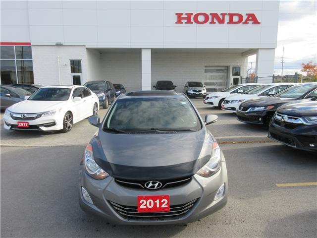 2012 Hyundai Elantra Limited (Stk: 26113A) in Ottawa - Image 2 of 10