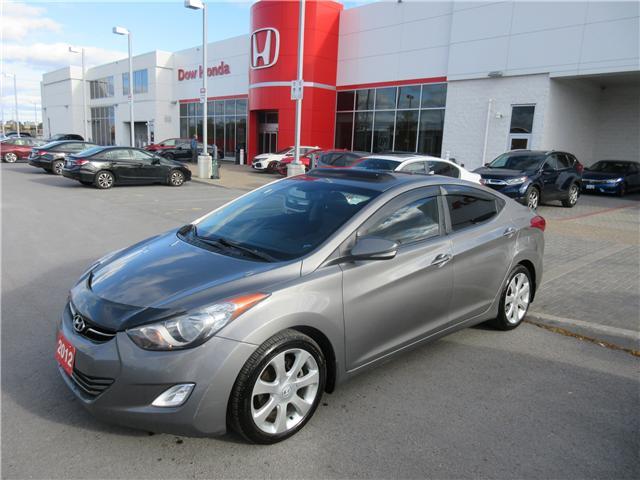 2012 Hyundai Elantra Limited (Stk: 26113A) in Ottawa - Image 1 of 10