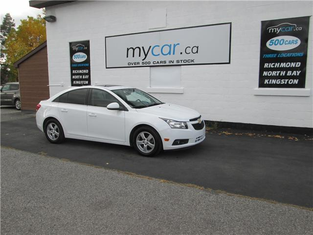 2014 Chevrolet Cruze 2LT (Stk: 181521) in Richmond - Image 2 of 14