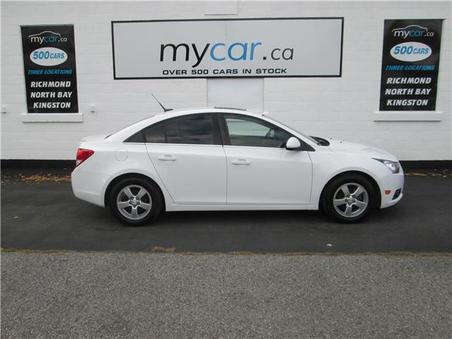 2014 Chevrolet Cruze 2LT (Stk: 181521) in Richmond - Image 1 of 14