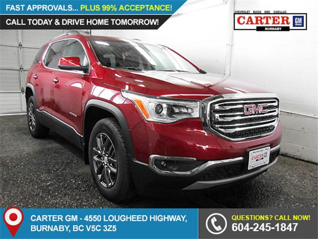 2019 GMC Acadia SLT-1 (Stk: R9-33540) in Burnaby - Image 1 of 12