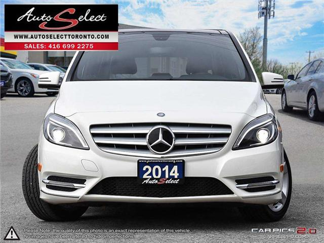 2014 Mercedes-Benz B-Class  (Stk: 14Q2T50) in Scarborough - Image 2 of 28