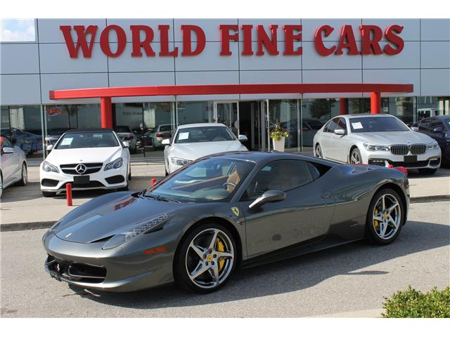 2011 Ferrari 458 Italia  (Stk: 57077) in Toronto - Image 1 of 27