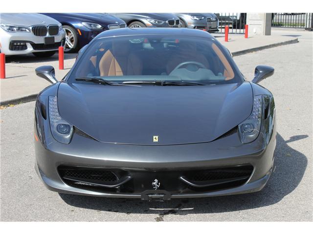 2011 Ferrari 458 Italia  (Stk: 57077) in Toronto - Image 2 of 27