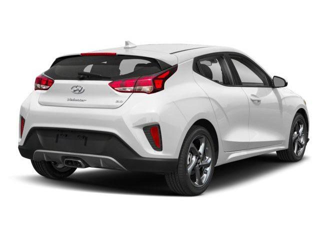 2019 Hyundai Veloster 2.0 GL (Stk: 012343) in Whitby - Image 3 of 9