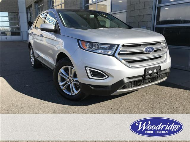 Ford Edge Sel Stk  In Calgary Image