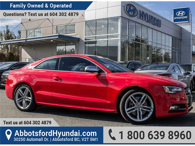 2015 Audi S5 3.0T Technik (Stk: JS698517A) in Abbotsford - Image 1 of 30