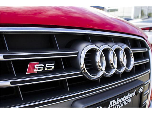 2015 Audi S5 3.0T Technik (Stk: JS698517A) in Abbotsford - Image 2 of 30