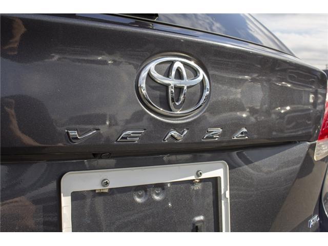 2011 Toyota Venza Base V6 (Stk: EE896960AA) in Surrey - Image 6 of 23