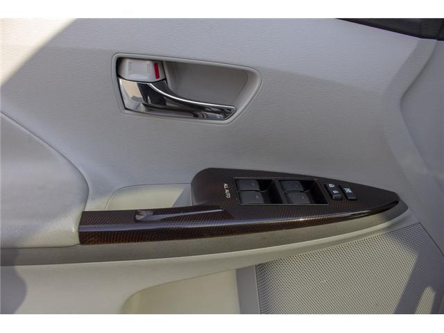 2011 Toyota Venza Base V6 (Stk: EE896960AA) in Surrey - Image 15 of 23