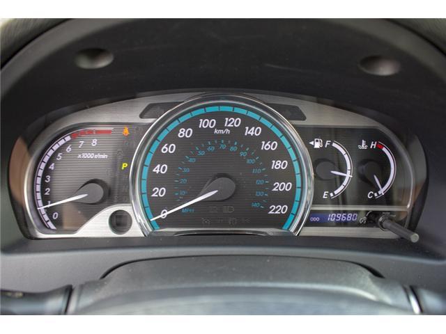 2011 Toyota Venza Base V6 (Stk: EE896960AA) in Surrey - Image 17 of 23