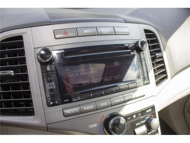 2011 Toyota Venza Base V6 (Stk: EE896960AA) in Surrey - Image 18 of 23