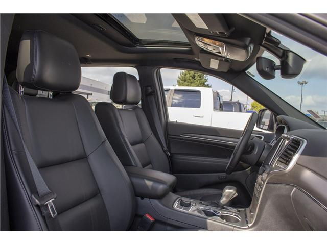 2018 Jeep Grand Cherokee Limited (Stk: EE898490) in Surrey - Image 14 of 22