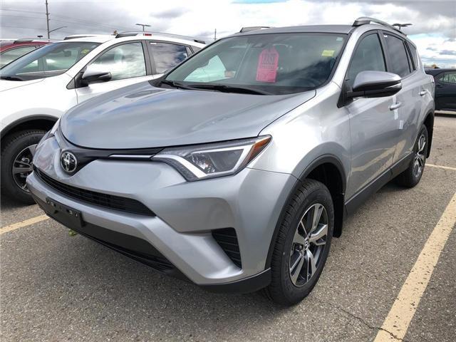 2018 Toyota RAV4 LE (Stk: 8RV985) in Georgetown - Image 1 of 5