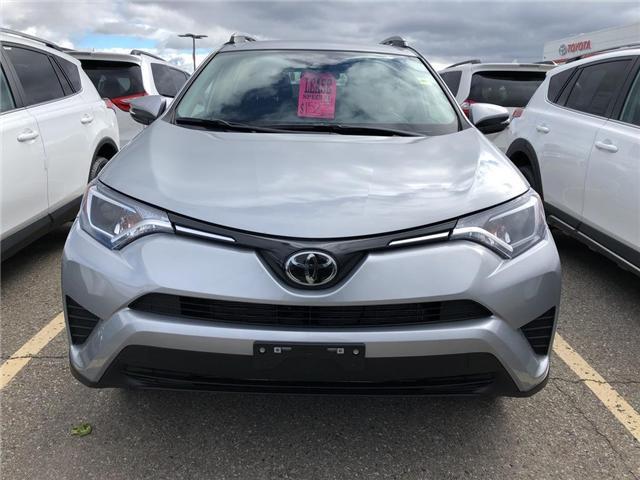 2018 Toyota RAV4 LE (Stk: 8RV985) in Georgetown - Image 2 of 5