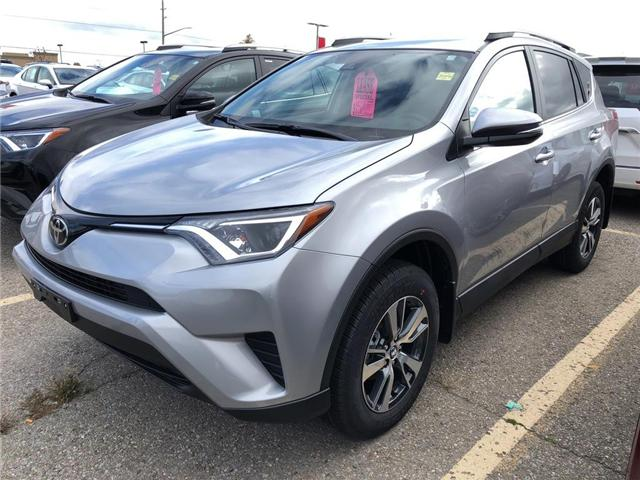 2018 Toyota RAV4 LE (Stk: 8RV986) in Georgetown - Image 1 of 5