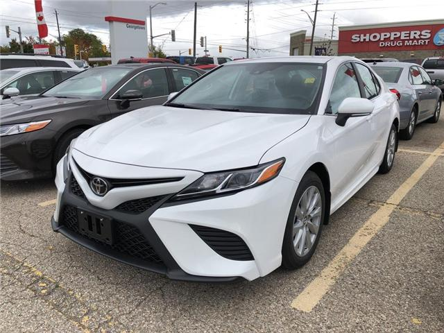 2019 Toyota Camry SE (Stk: 9CM123) in Georgetown - Image 1 of 5