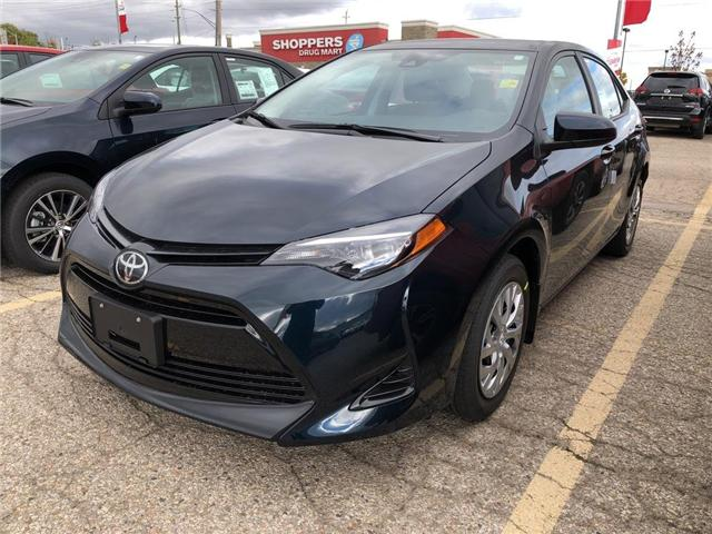 2019 Toyota Corolla LE (Stk: 9CR126) in Georgetown - Image 1 of 5