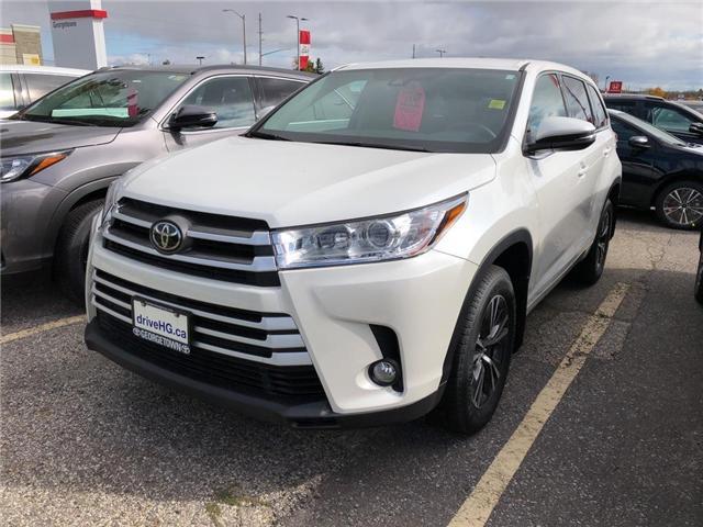 2018 Toyota Highlander LE (Stk: 8HG397) in Georgetown - Image 1 of 5