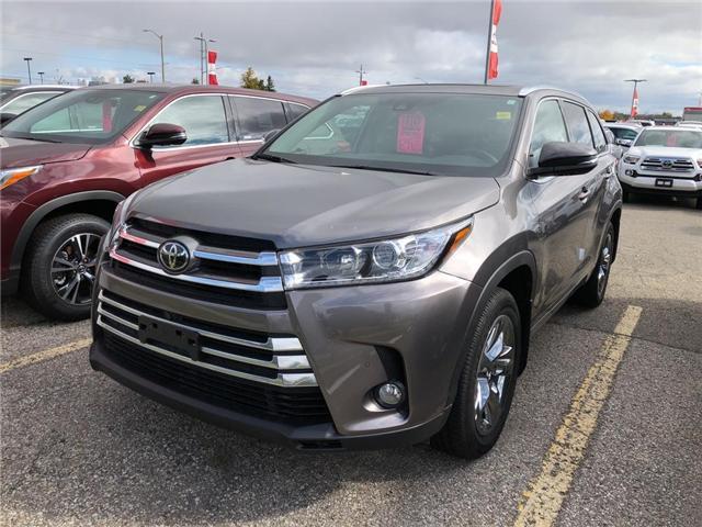 2018 Toyota Highlander Limited (Stk: 8HG568) in Georgetown - Image 1 of 5