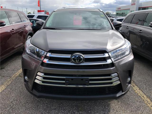2018 Toyota Highlander Limited (Stk: 8HG568) in Georgetown - Image 2 of 5