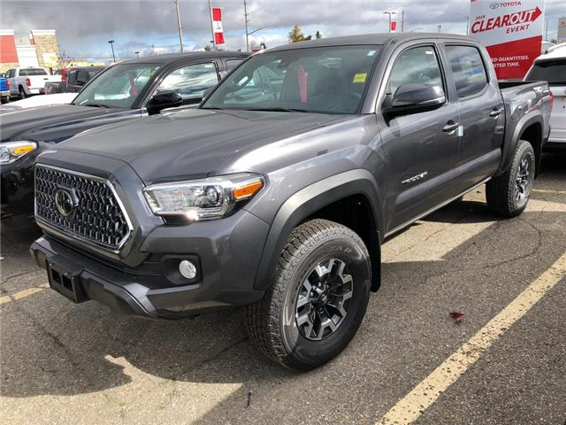 2018 Toyota Tacoma TRD Off Road (Stk: 8TA674) in Georgetown - Image 1 of 5
