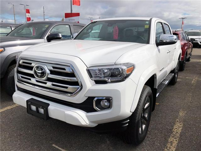2018 Toyota Tacoma Limited (Stk: 8TA736) in Georgetown - Image 1 of 5