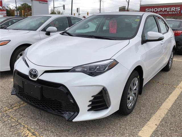 2019 Toyota Corolla SE (Stk: 9CR067) in Georgetown - Image 1 of 5